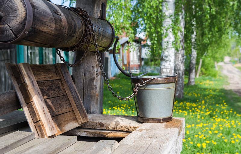 ремонт колодцев в Одинцовском районе