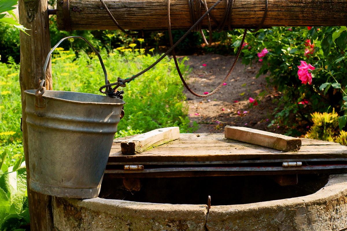 Чистка колодцев в Щербинке