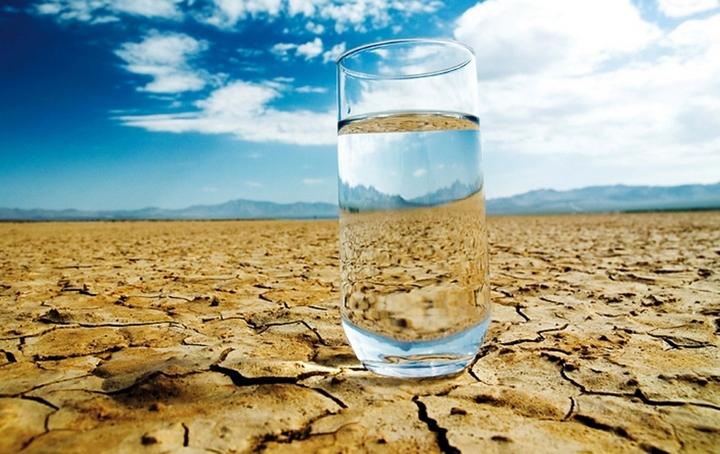 пресной воды стаёт всё меньше