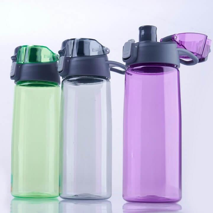 Бутылка для воды: какую выбрать, одноразовую или многоразовую?